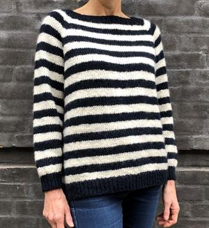 P058 BABETTE SWEATER MY SIZE