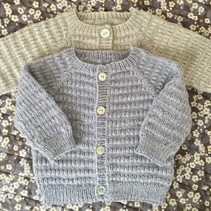 PE 009 LIGHT AND WARM CARDIGAN
