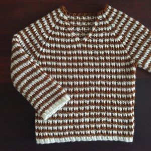 PE 031  SKIPPER SWEATER