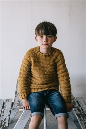 178 BASIC SWEATER I SNEFNUG 4-9 ÅR PDF