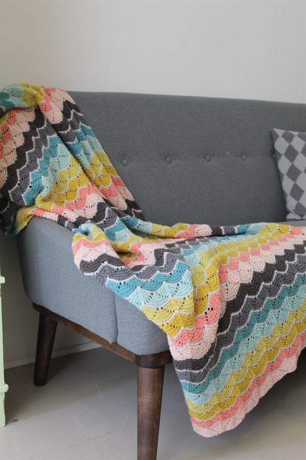 ENG 177 THE BEGINNER BLANKET PRINT